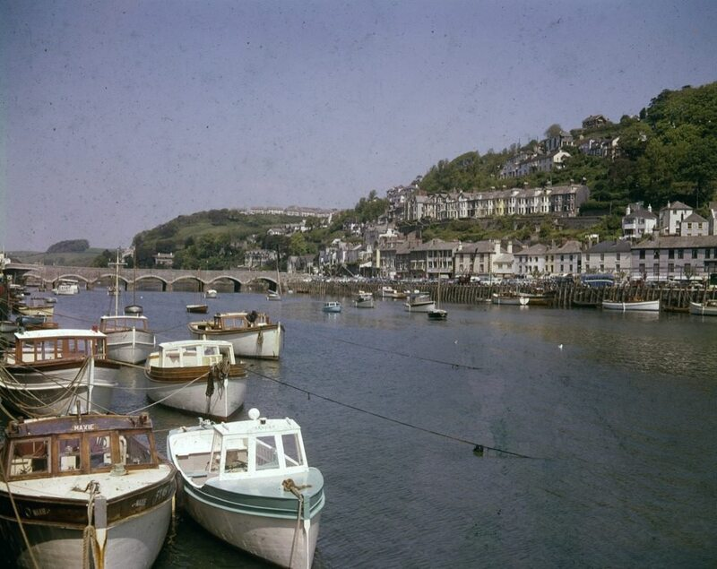 Looe River early 1980s